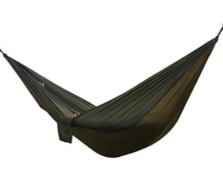 Houpací síť Parachute Khaki