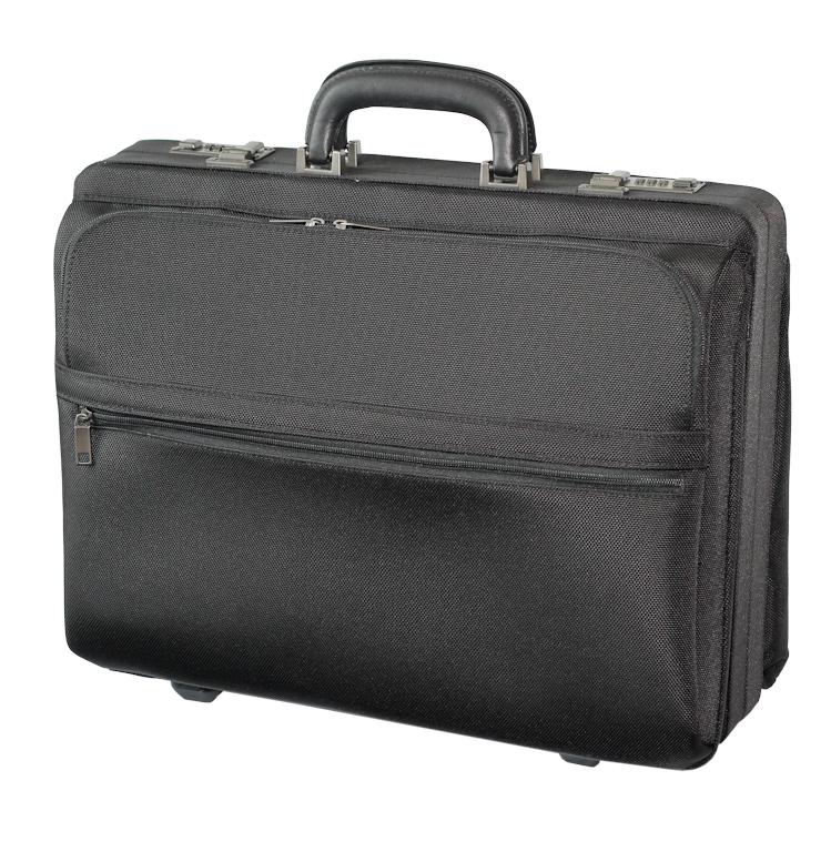 Atache kufr d&n černá 2649-01