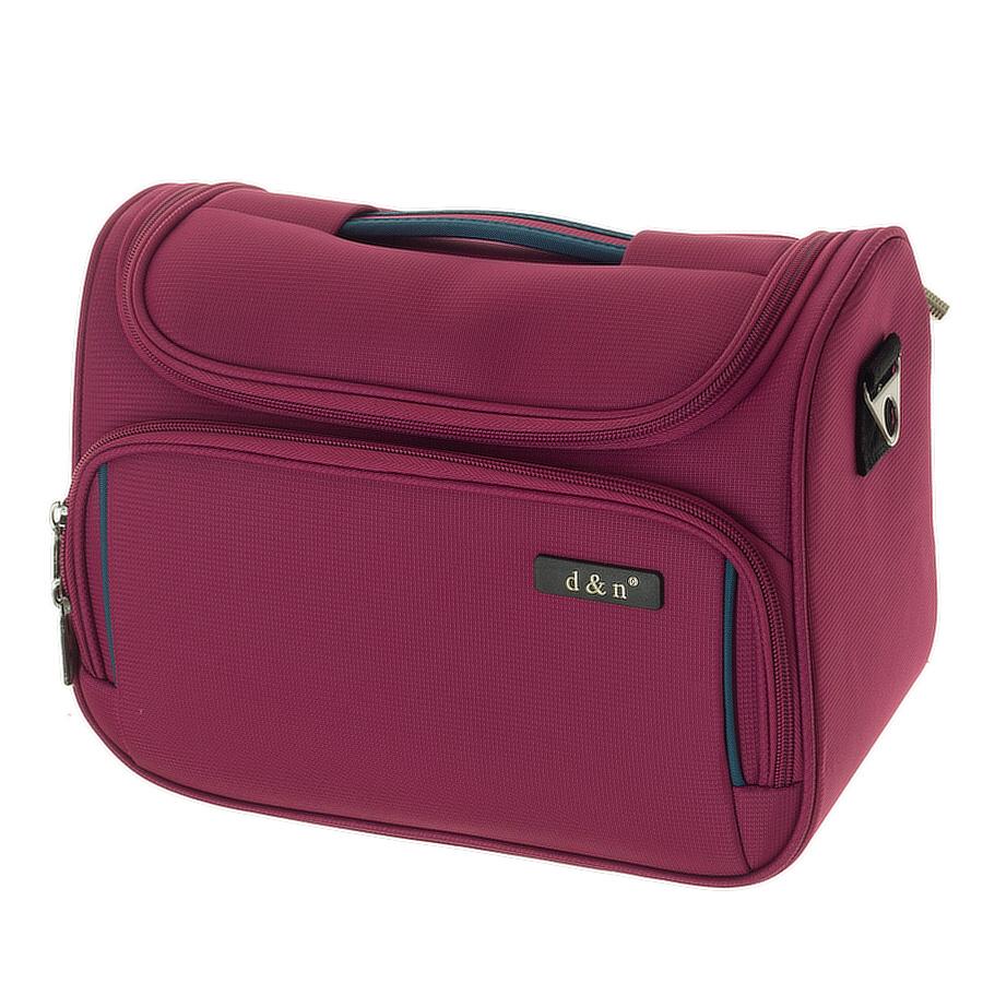 Kosmetický kufr d&n 7930-04 borůvkový