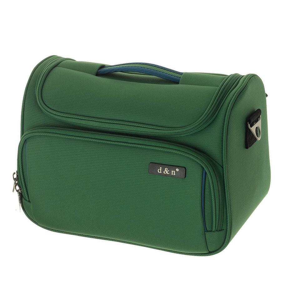Kosmetický kufr d&n 7930-05 zelený