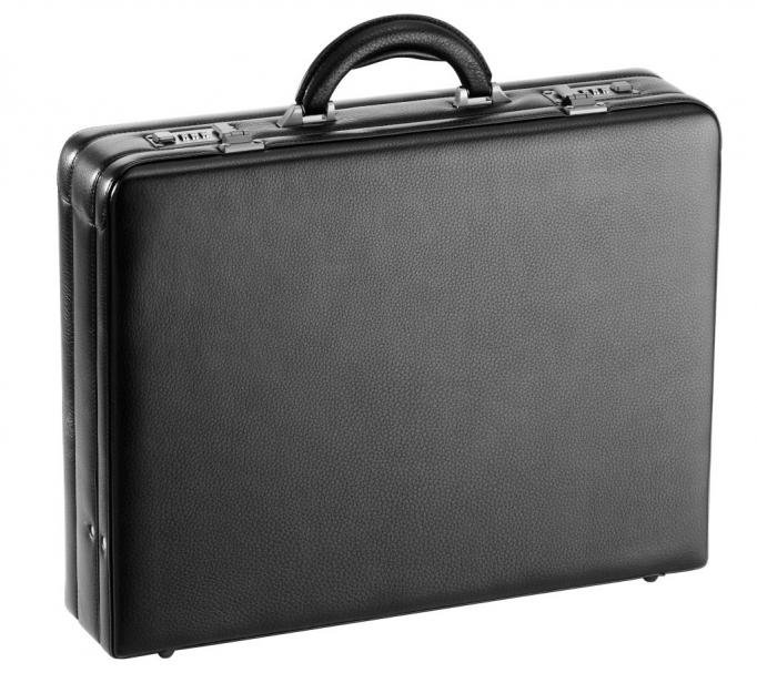 Atache kufr d&n 2665-01 černý