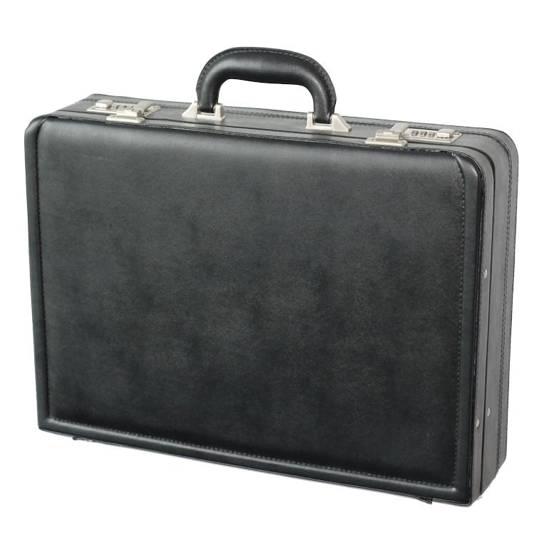 Atache kufr d&n 2631-01 černý