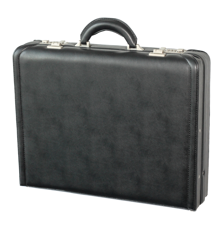 Atache kufr d&n 2635-01 černá