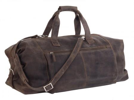 Kožená cestovní taška GreenLand WestCoast 858-25