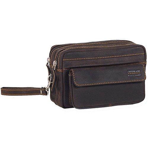 Pánská kožená taška GreenLand Westcoast 886-25
