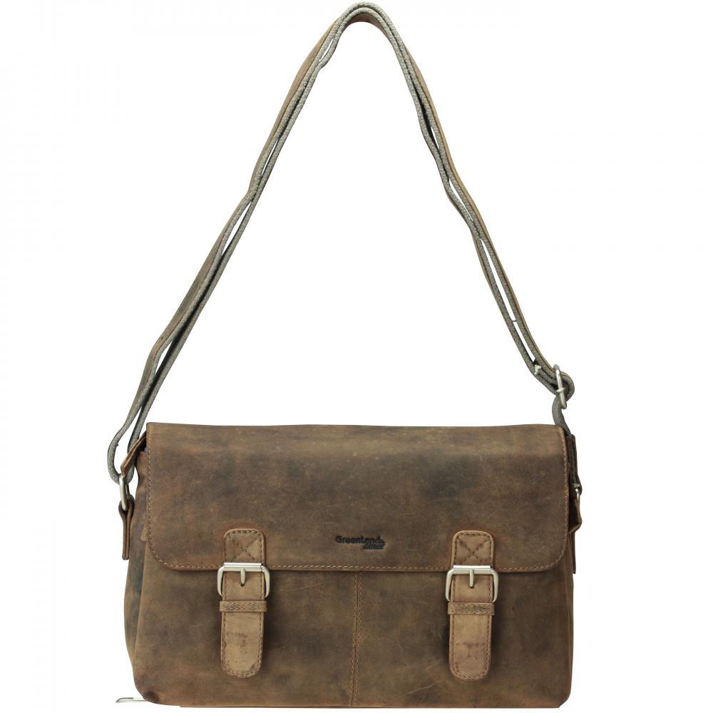 Kožená taška GreeLand Stone 2111-28