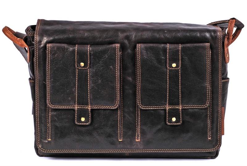 Kožená taška přes rameno GreenLand 2206 -25
