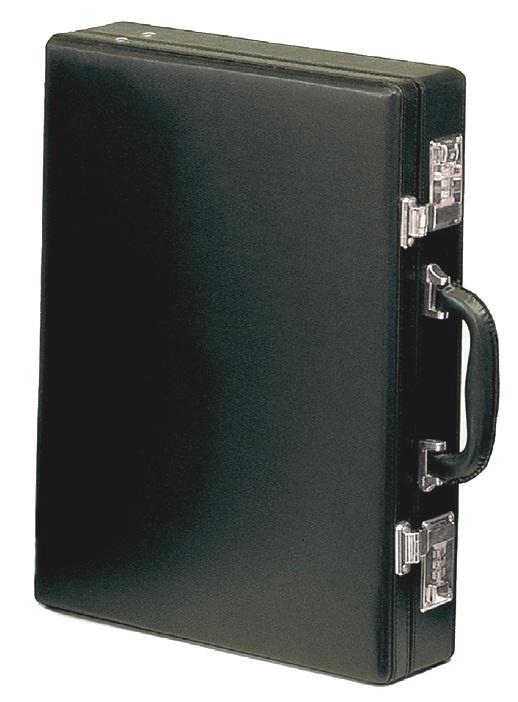 Atache kufr Dielle Diplomat 103K-01 černá