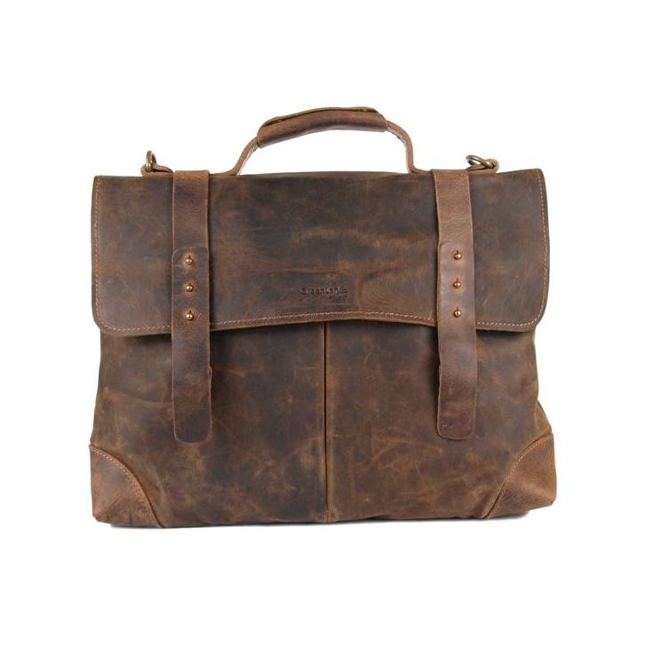 Kožená taška GreenLand 2507-25
