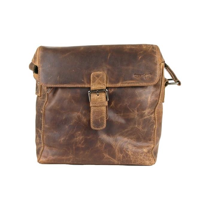 Kožená taška přes rameno GreenLand 126-25