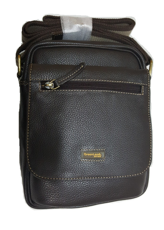 Kožená taška GreenLand 1452-25