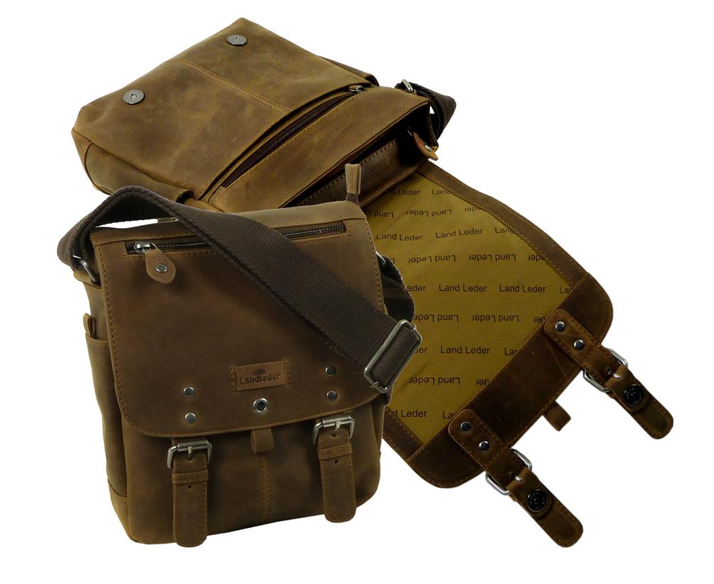 Kožená taška přes rameno LandLeder 1054-25