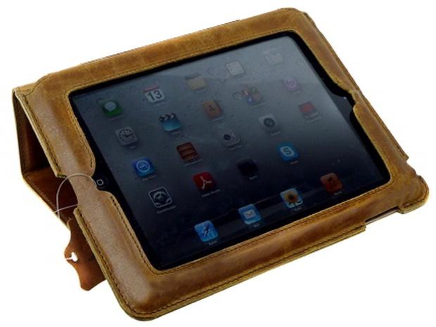 Kožené pouzdro na tablet LandLeder Curly 651