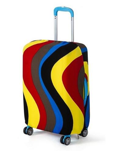 Obal na kufr Miranda Stripe