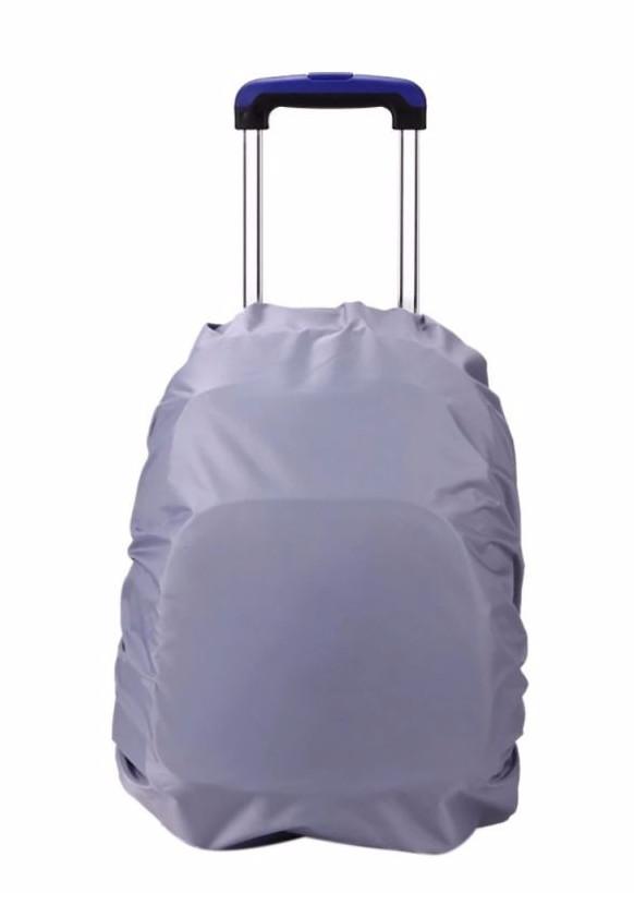 Obal na kufr Miranda šedý