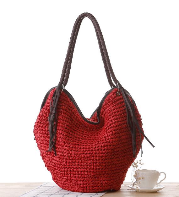 Plážová taška Miranda Red