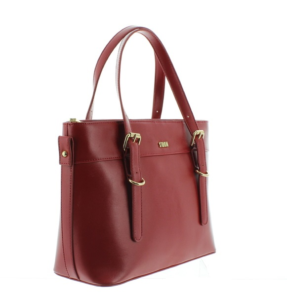 Storm Elegantní business kabelka Hoxton handbag Red STSHP24