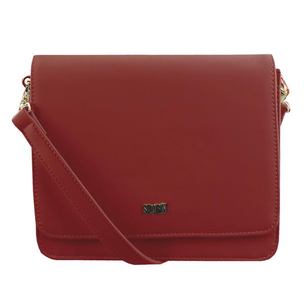 Wembley - handbag - Red