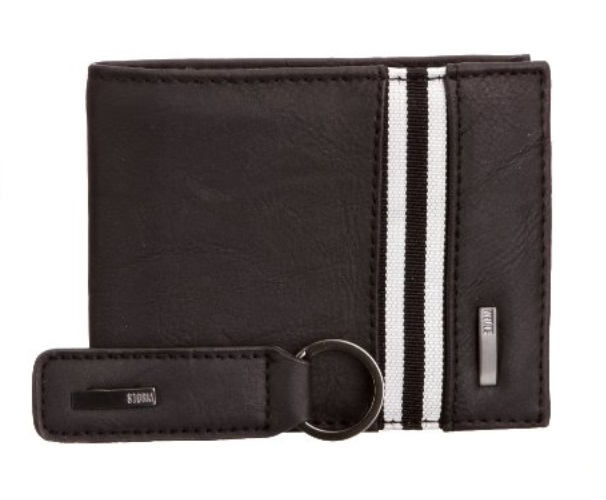 Peněženka a klíčenka Storm Fairbanks - Wallet & Keyring Set / Black