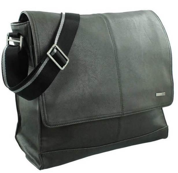 Storm Šedá crossbody taška Abbey Dispatch Bag Grey STCAP32