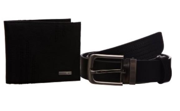 Storm Lafton - peněženka a opasek