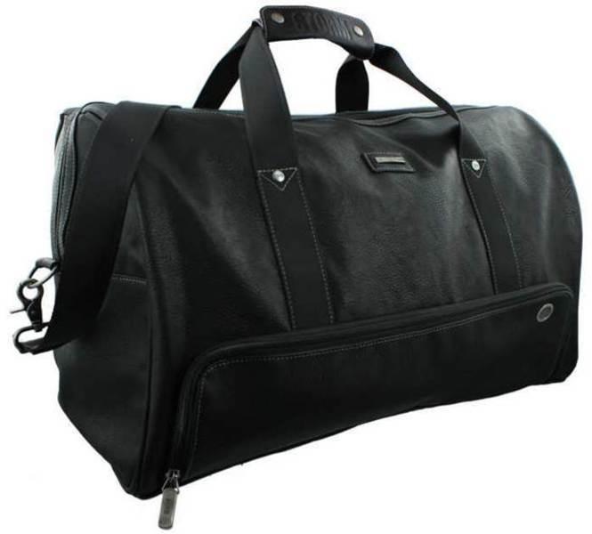 Storm Černá taška Norton Holdall Black STABY104