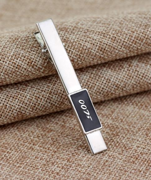 Spona na kravatu Agent 007