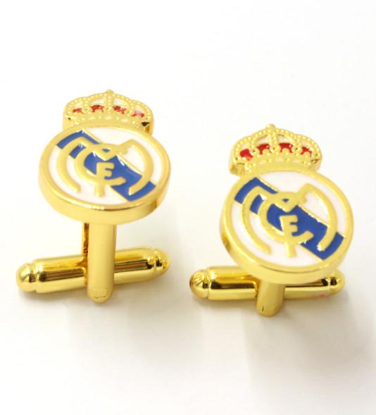 Manžetové knoflíčky Real Madrid
