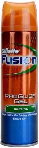 Gillette Fusion gel Proglide Cooling 200ml