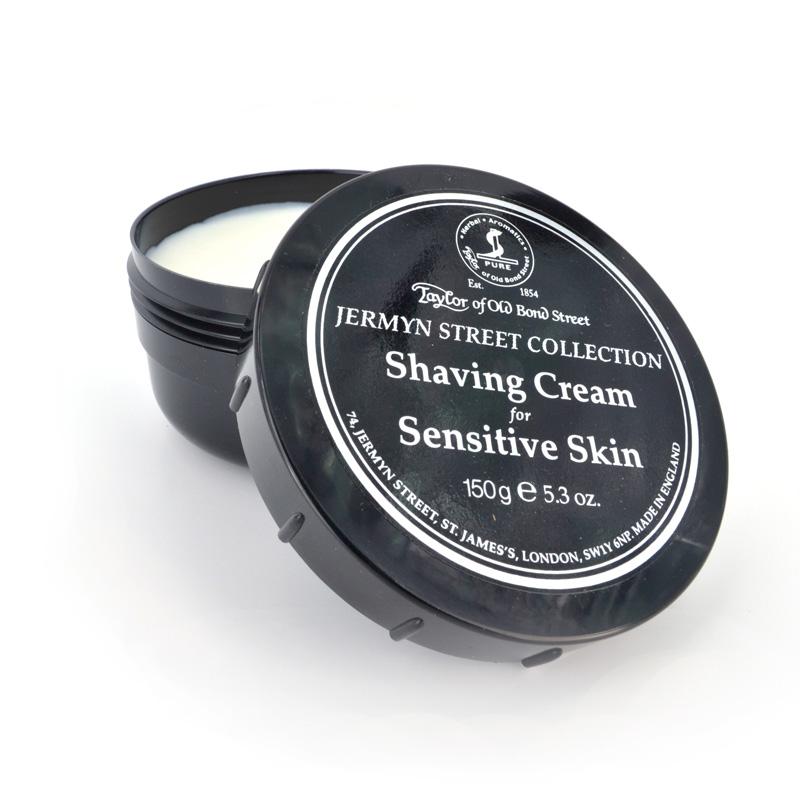 Jermyn Street Collection Sensitive Skin mýdlo na holení