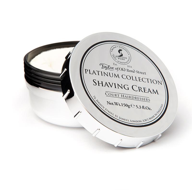 Mýdlo na holení Taylor of Old Bond Street Platinum Collection 150g