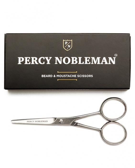 Percy Nobleman Nůžky na vousy a knír