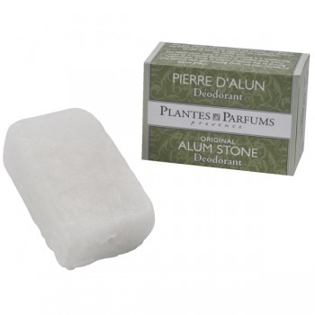 Plantes et Parfums de Provence Deo krystal - kamenec hranatý 80g