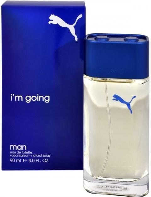 Puma I am going Man voda po holení 60 ml