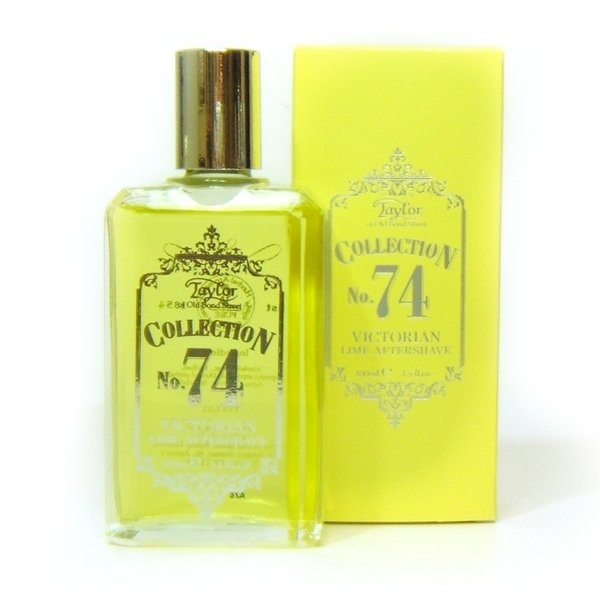 Taylor of Old Bond Street No.74 Victorian Lime Fragrance kolínská a voda po holení 100 ml