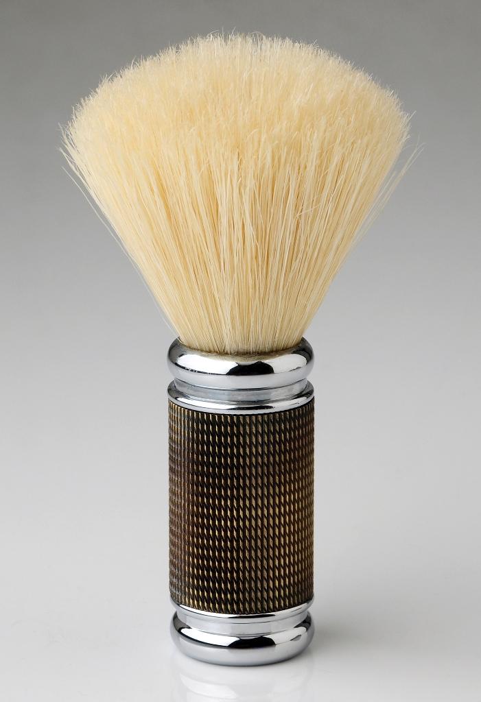 Štětka na holení s kovovou rukojetí Miranda SMB11GB