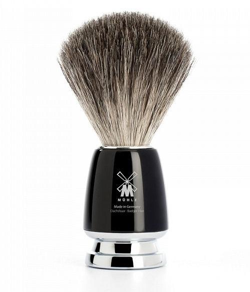 Mühle Rytmo Black Pure Badger štětka na holení