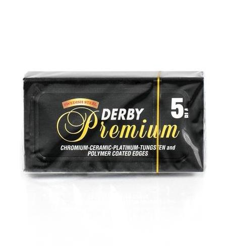 Žiletky Derby Premium Double Edge