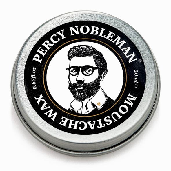 Vosk na knír Percy Nobleman 20ml