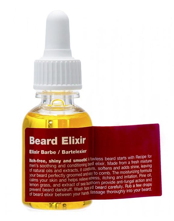 Olej na vousy Recipe Beard Elixir 25ml