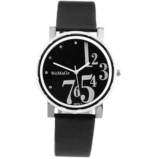 Hodinky WoMaGe 9678-1 černé