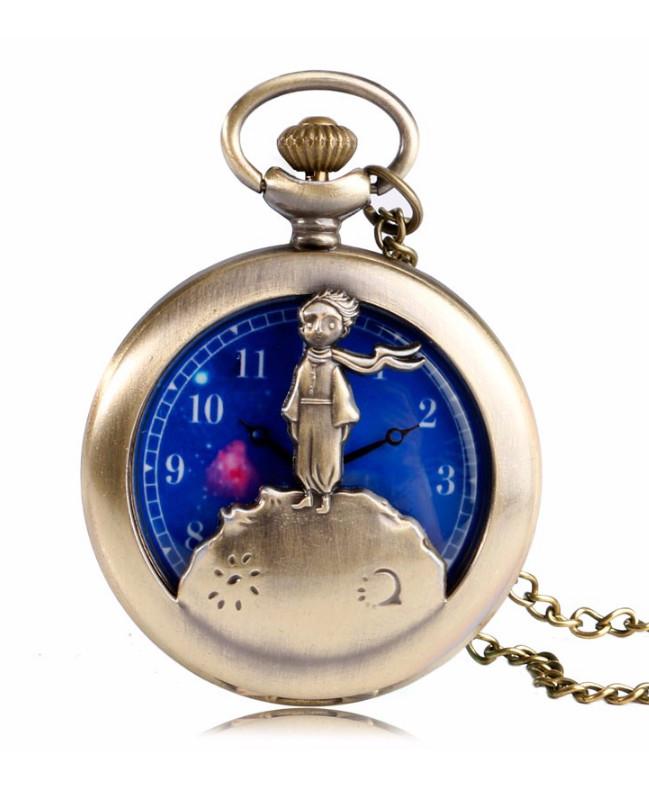 Kapesní hodinky Malý Princ