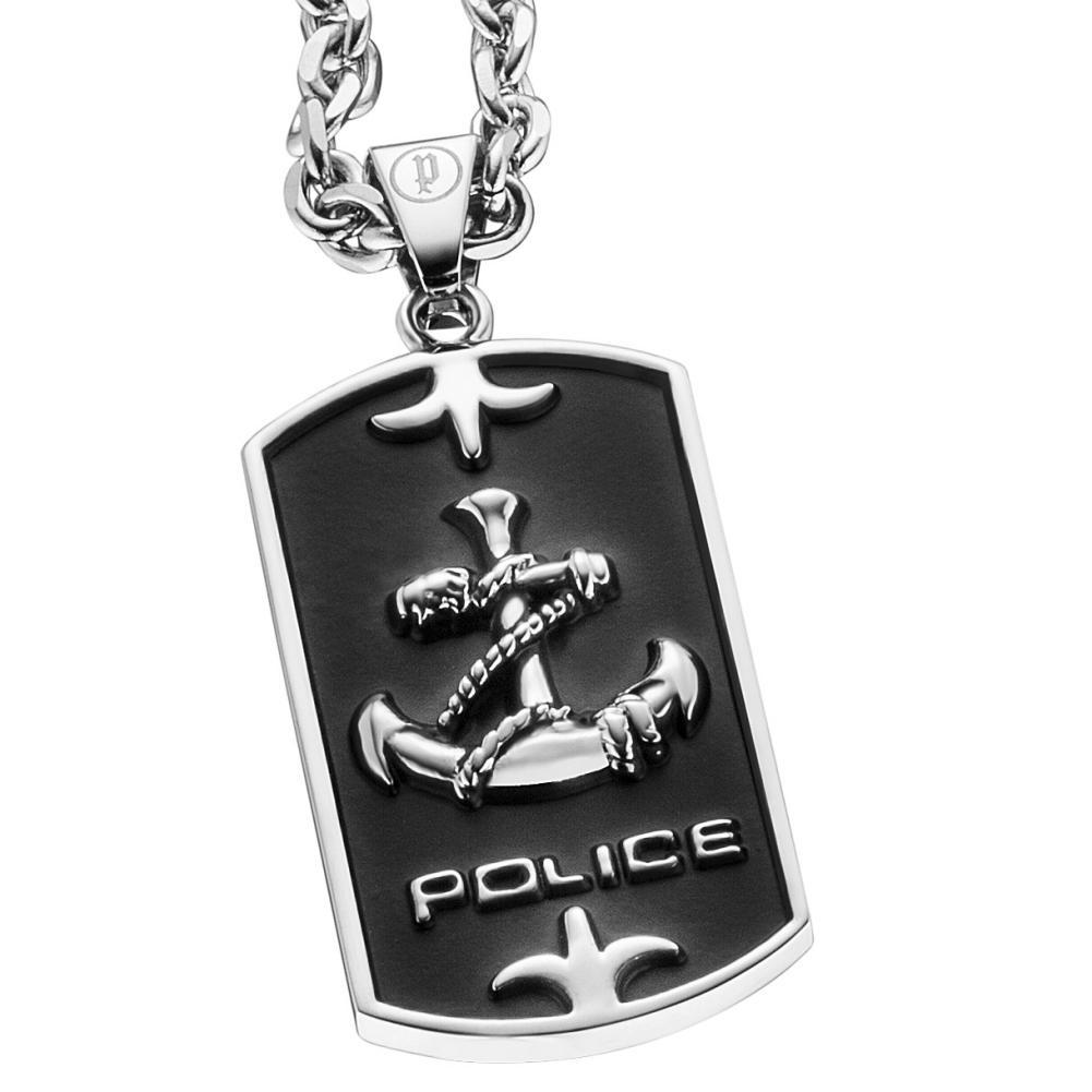 Náhrdelník POLICE Captain PJ25707PSS/01