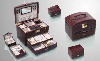 Šperkovnice Gold Pack KL38-TMH
