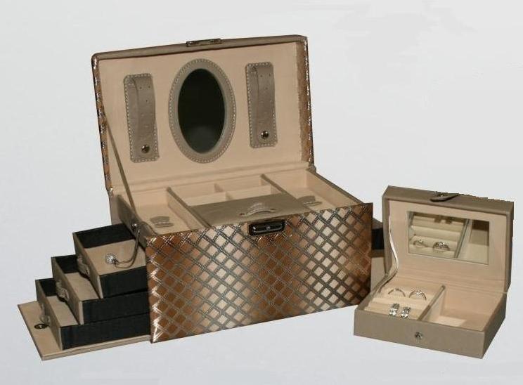 Šperkovnice Gold Pack KL39-SE