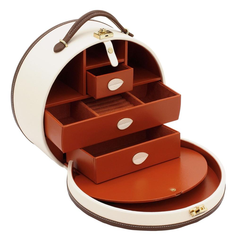 Kosmetický kufřík Friedrich Lederwaren Ascot 32030-1