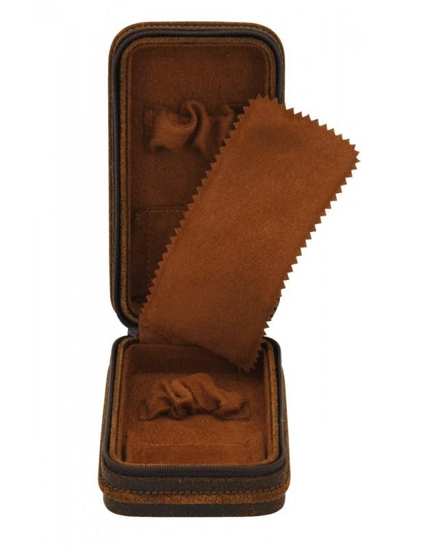 Kazeta na hodinky Friedrich Lederwaren Cubano 27019-3