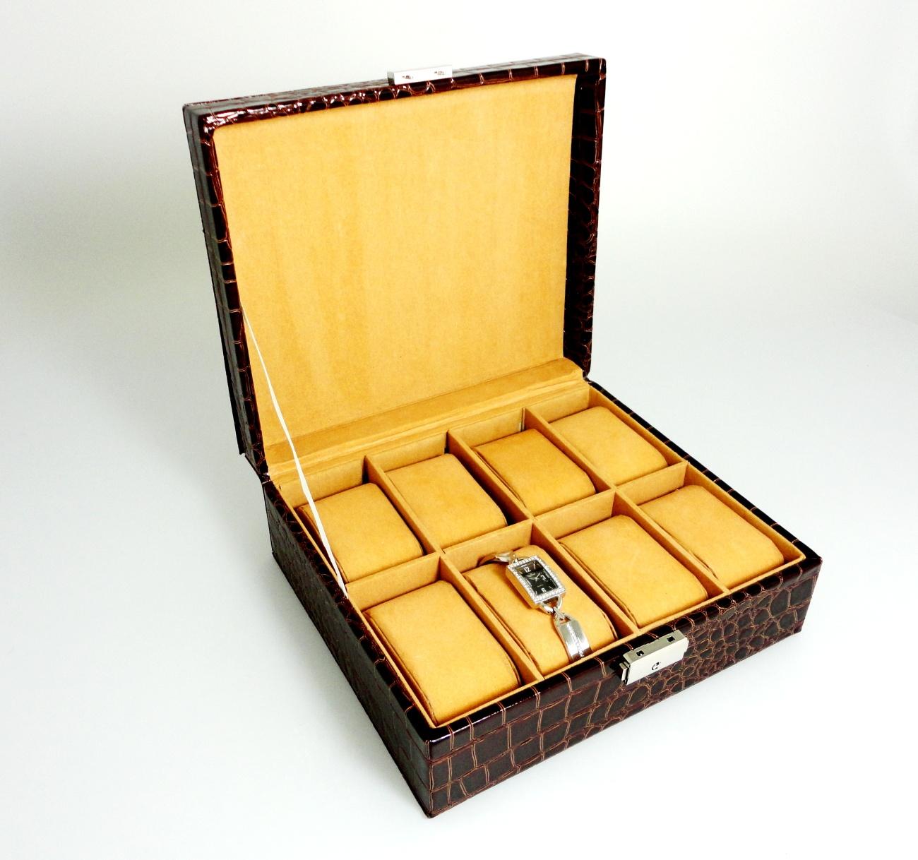 Kazeta na hodinky JKBox SP582-A21