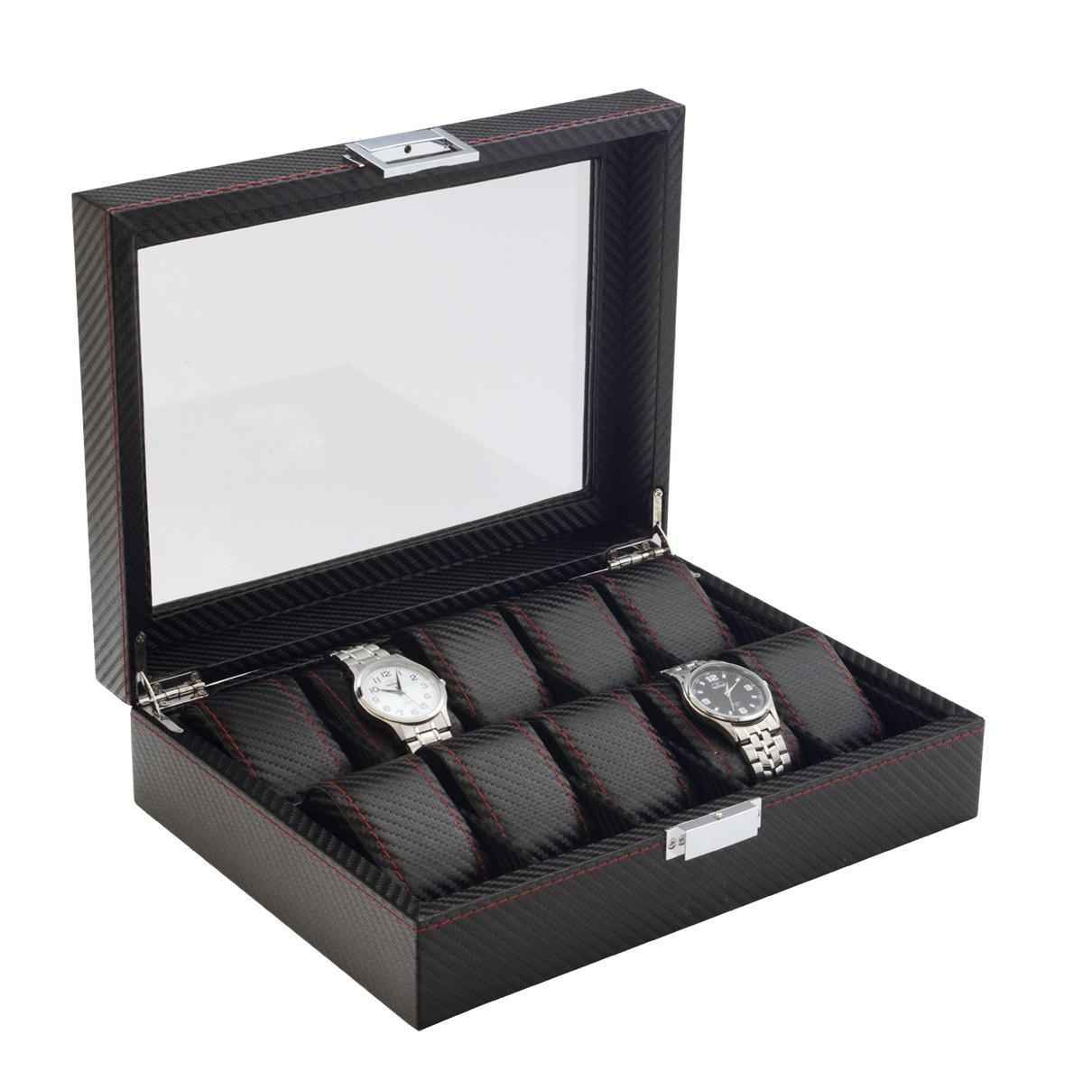 Kazeta na hodinky JKBox SP-698/A25