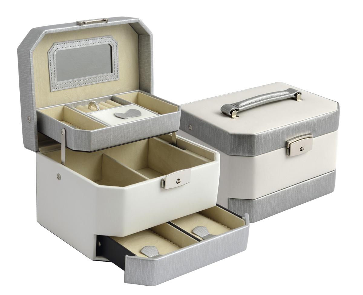 Šperkovnice JKBox SP-933/A20/AG